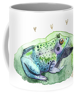 Lily Padded Coffee Mug