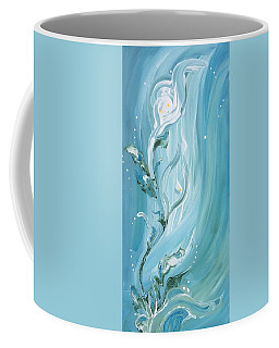 Lily Coffee Mug by Pat Purdy