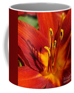 Lily Shadows Coffee Mug