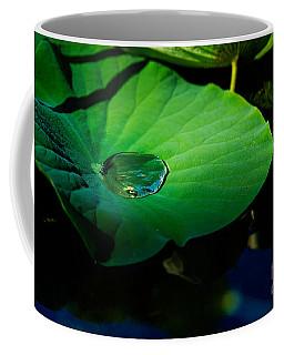 Lily Water Coffee Mug