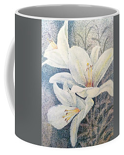 Lily Whites Coffee Mug