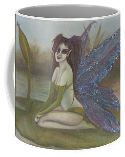 Lilypad Faerie Coffee Mug