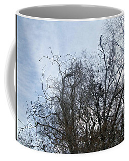 Limbs In Air Coffee Mug by Jewel Hengen