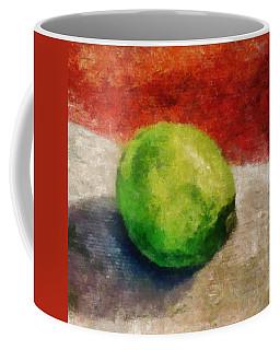 Lime Still Life Coffee Mug