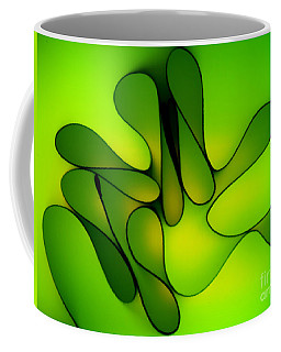 Coffee Mug featuring the photograph Limelight by Trena Mara