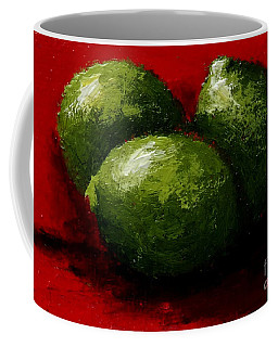 Limes Coffee Mug
