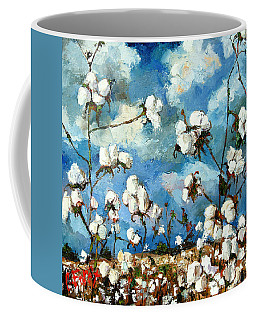 Limestone County Cotton Coffee Mug by Carole Foret