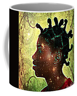 Coffee Mug featuring the photograph Limitless by Iowan Stone-Flowers
