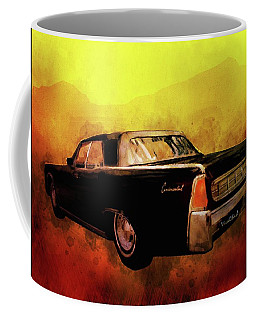 Lincoln Continental Shrine To Understated Good Looks Coffee Mug