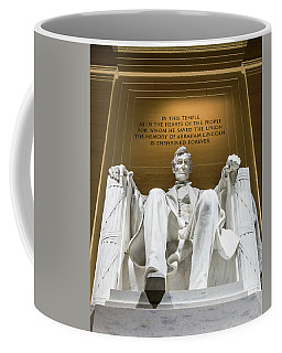 Lincoln Memorial 2 Coffee Mug
