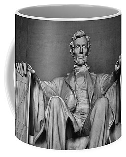 Lincoln Memorial Coffee Mug