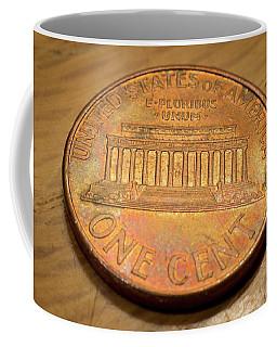 Lincoln Penny Coffee Mug