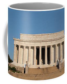 Lincoln's Memorial Coffee Mug