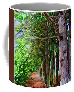 Lincoln's Path Coffee Mug