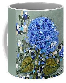 Lindsey's Flower Coffee Mug