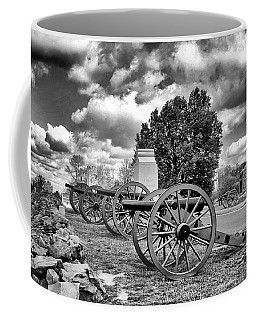 Line Of Fire Coffee Mug by Paul W Faust - Impressions of Light
