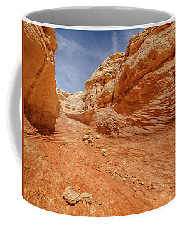 Line Shot Coffee Mug by Rob Wilson