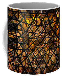 Linear Contingency Coffee Mug by Don Gradner