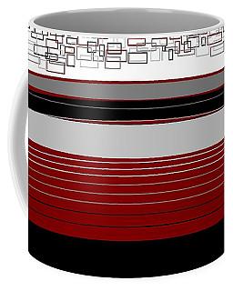 Lines 3 Coffee Mug