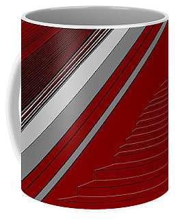 Lines 50 Coffee Mug