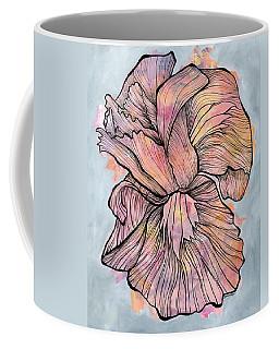 Lines And Layers Coffee Mug