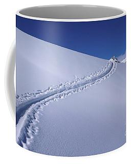 The Powder Trail Coffee Mug