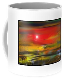 Midnight Flame Coffee Mug