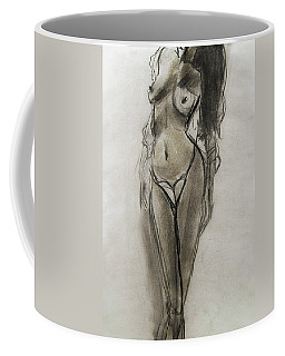 Lingerie Elegance Coffee Mug