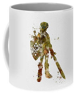 Link 2nd Edition Coffee Mug