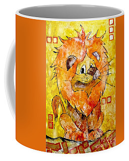Lion 4161 Coffee Mug