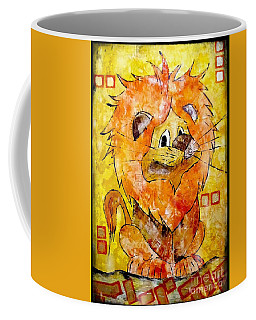 Lion 4162 Coffee Mug