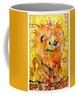 Lion 4163 Coffee Mug