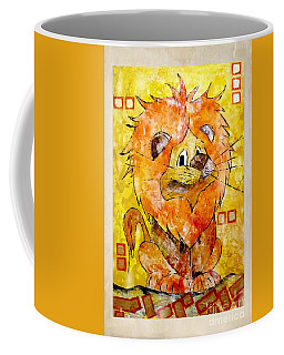 Lion 4164 Coffee Mug