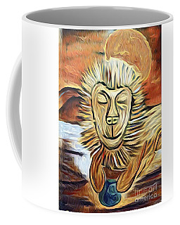 Lion Of Judah II Coffee Mug