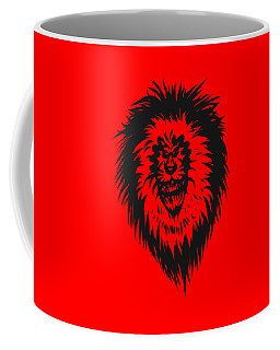Lion Roar Coffee Mug