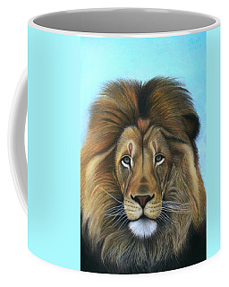 Lion - The Majesty Coffee Mug