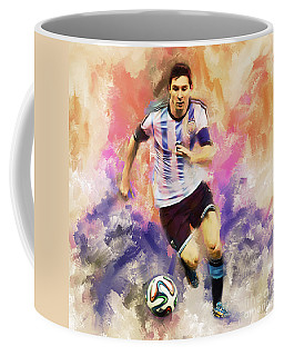 Lionel Messi 094c Coffee Mug