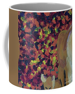 Coffee Mug featuring the painting Lioness' Pride 2 Of 6 by Donald J Ryker III