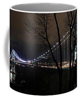Lions Gate Bridge Coffee Mug
