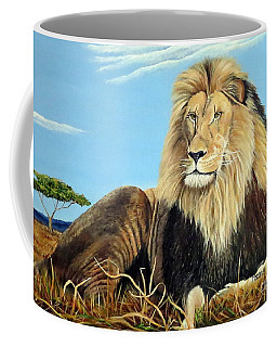 Lions Pride Coffee Mug