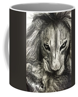 Lion's World Coffee Mug