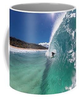 Lip Comes Down Coffee Mug