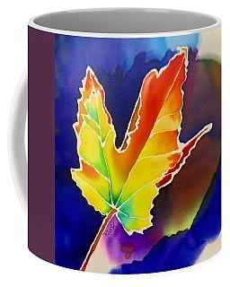 Liquid Amber Coffee Mug