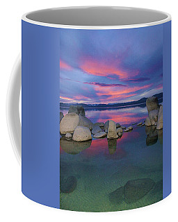 Liquid Dreams Portrait Coffee Mug