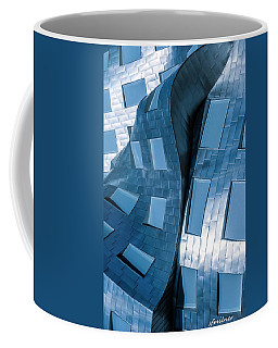 Liquid Form Coffee Mug