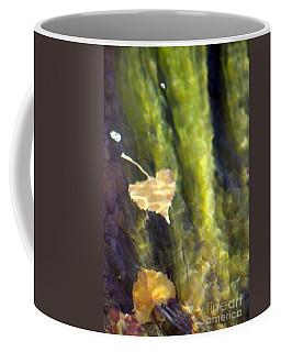Liquid Leaves 1 Coffee Mug