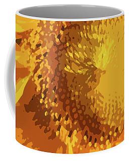 Liquid Petals -  Coffee Mug