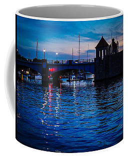 Liquid Sunset Coffee Mug