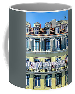 Lisbon Laundry Coffee Mug