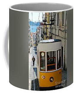 Lisbon - Portugal - Elevador Da Bica Coffee Mug